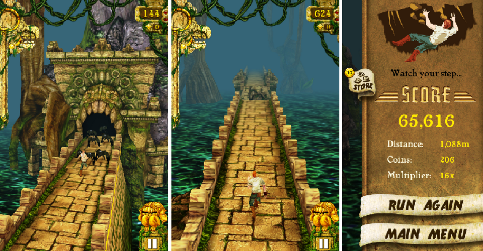 Image Result For Downloads Temple Run New Version